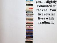 Books, books, & more books!