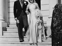 Vintage bridal