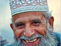 Beautiful Elderly Faces Of Time