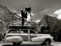 """I consider Ansel Adams an """"artist"""" in his own right because he photographed such amazingly beautiful landscapes etal! Ansel Easton Adams ..... born February 20, 1906 to April 22, 1984 ..... American photographer and environmentalist."""