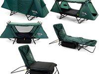 Survie - camping