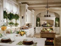 This is my board for kitchen and dining room designs I like as well as utensils, appliances, and accessories <3