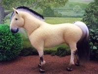 Aubry's horses