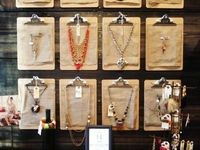 Craft Booth & Jewelry Displays