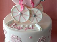 Baby Shower Cakes*Cookies and* Cupcakes