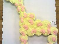 Cupcake cake ideas