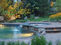 Just some inspiration to create the ultimate backyard oasis or Outdoor room.
