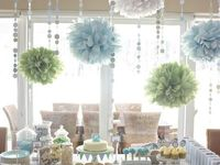 Wedding/Shower/Event Ideas