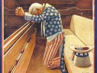 Celebrates America .....Freedom and Liberty................ America, America, God Shed His Grace On Thee.......