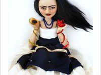 amazing art dolls