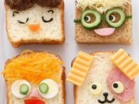 Fun and creative food for kids