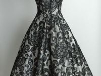 Beautiful dresses. I was born in the wrong era.