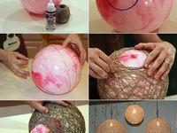 Decorative ideas / organizing a home
