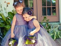 Little Flower Girls