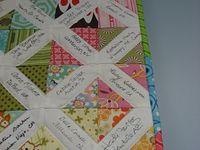 Quilts Friendship/Signature