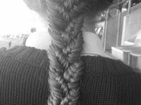 If you like braids here is the place to go. I have long brown/blond hair. And i love to play with it. Mostly braids are on this but a couple other hair styles are on here.