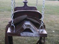 Saddle swing