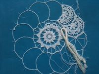 mostly needle lace