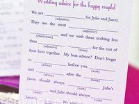 Bridal Shower/Bachelorette/Wedding Ideas