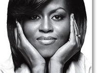 President Barack & First Lady Michelle Obama
