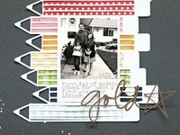 SCRAPBOOKING: PAGE IDEAS