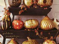fall - halloween - thanksgiving