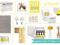 Baby/kid spaces & ideas