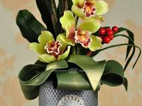 Cake Decorating - Flower Pots