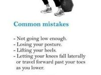 Squats (motivation، workouts, and pictures)