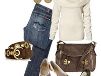All kinds of fashion trends and ideas