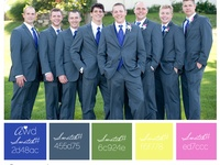 This board is for the groom, best man, father of the bride/groom, and guests! Men's wedding clothing, shoes, ties, cuff links, boutonniere, bridal party gifts, resources and more.