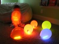 Glow Fun Ideas