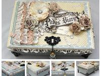 Altered Cigar Boxes/boxes