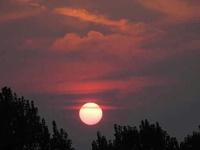 ocean/sunset