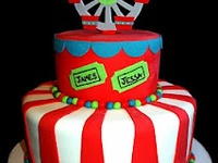 Circus & Carnival Cakes
