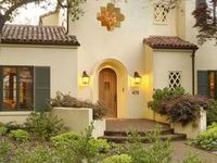 Mission style homes etc