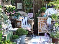 Gardening, Patios, and Backyards