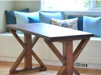 Zelf maken: meubels en accessoires