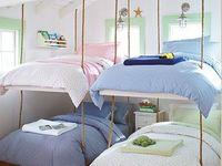 Beach Bunk Rooms!