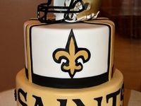 SAINTS CAKES, COOKIES, CUPCAKES & MORE!!!!