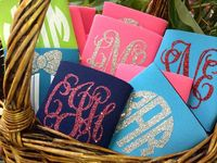 Monogrammed gifts!
