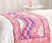Quilted Prayer Shawl or Bed Runner
