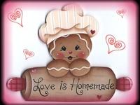 Gingerbread ♥️♥️♥️