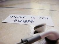 Music = My Escape