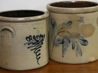 Crocks/Stoneware/Redware