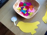 Birds or Fine Feathered Friends--preschool