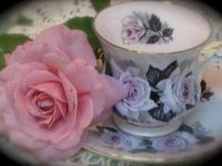 I love tea. Tea books, tea cups, tea pots, tea food. Hot chocolate!