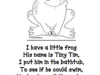 Frogs for Pre K