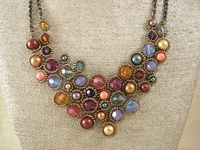 For more jewelry, see the following boards: Bracelets, Autumn Jewelry, Spring Jewelry, Summer Jewelry, & Winter Jewelry.