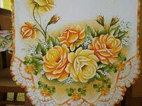 pintura tela,  madera